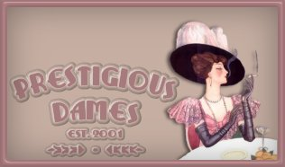 Join Prestigious Dames